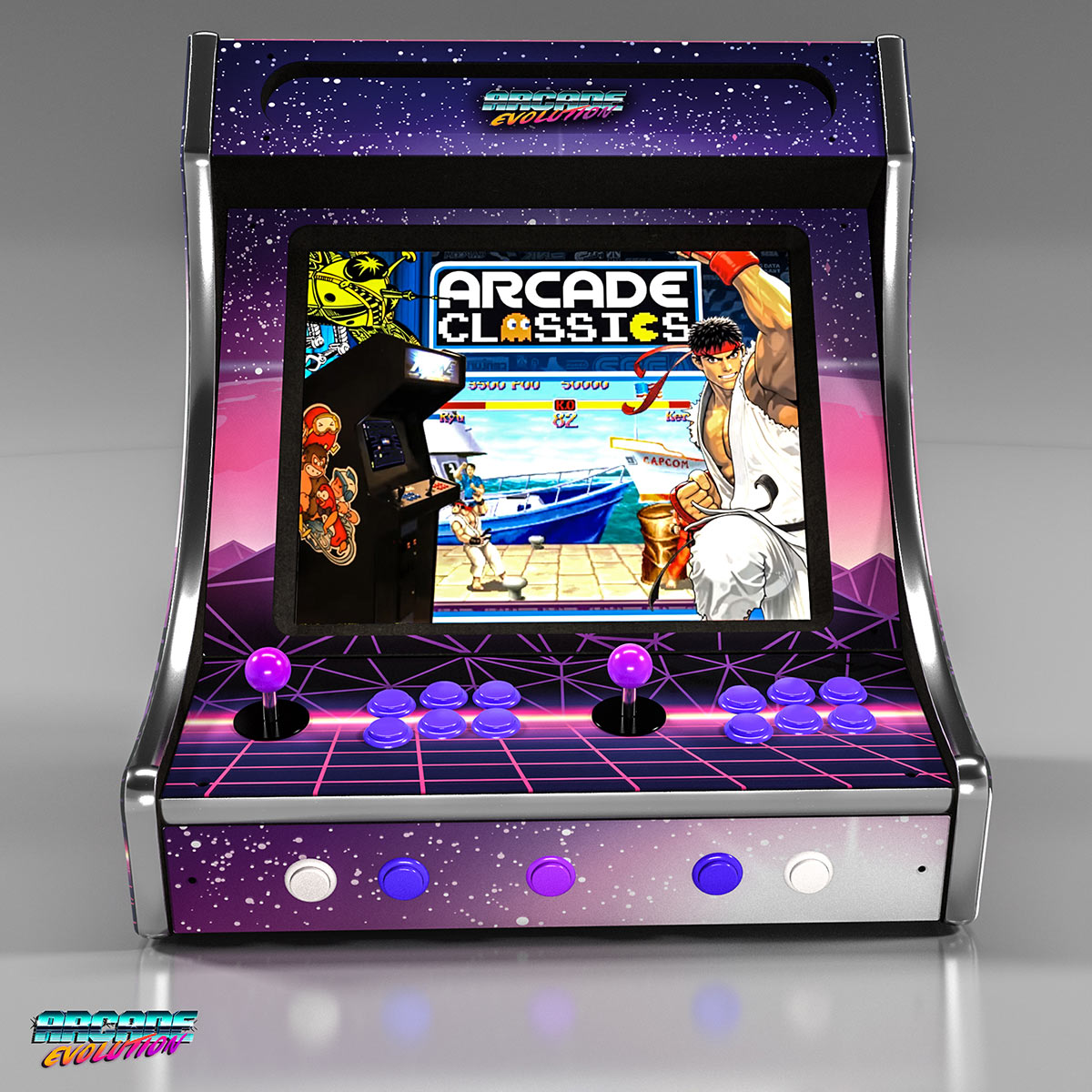 Buy Arcade Machines Fully Configure With 1000's Of Games ...