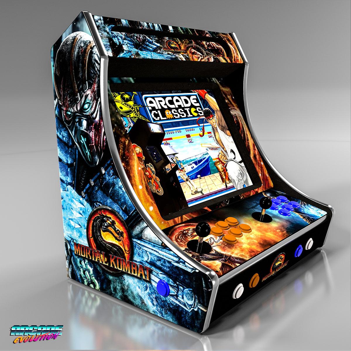 AE19B - Mortal Kombat
