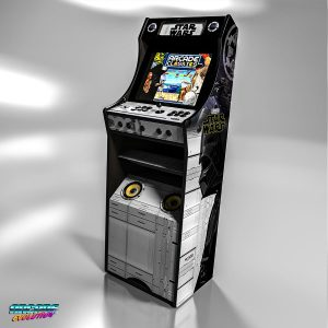 Hyperspin Arcade Machines - Arcade Evolution